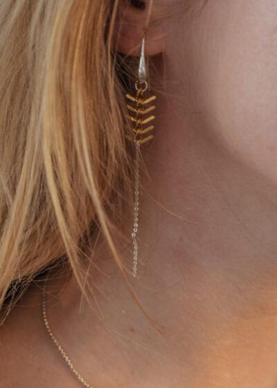 Clio's Earrings